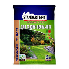 Удобрение для газонов Standart NPK 5 кг