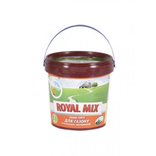 Добриво для газону від пожовтіння трави Royal Mix Grane Forte 3 кг