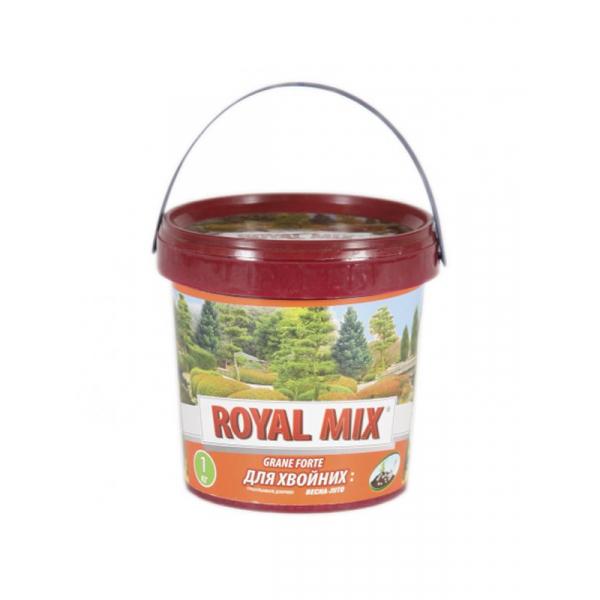 Добриво для хвойних Royal Mix Grane Forte 1 кг