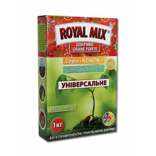 Добриво універсальне Royal Mix Grane Forte 1 кг (коробка)