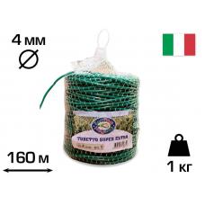 Агротрубка (кембрик) для підв'язки рослин, 4 мм, 1 кг, 160 м, SUPER EXTRA, CORDIOLI