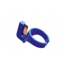 Ніж-кільце на палець пластиковий 20/24мм cod.502 (12ANTAPL)