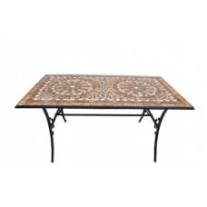 Стол Mario Trezzini Мозаика 75х160х90 см