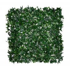 Декоративное зеленое покрытие Engard Бостон Плющ 50х50 см (GCK-15)
