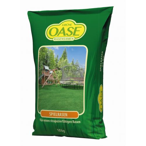 Газонна трава GRUNE OASE Ігровий 10 кг