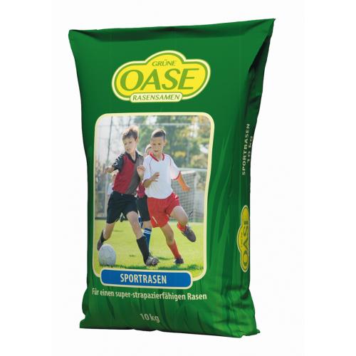 Газонная трава GRUNE OASE Спортивный 10 кг