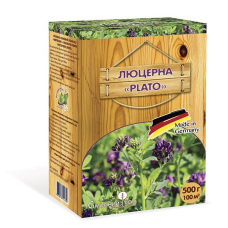 Люцерна PLATO 0,5 кг Сімейний сад