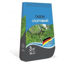 Газонна трава Сімейний сад спортивна 3 кг
