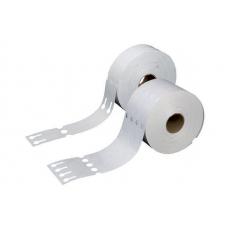 Етикетки Allfolin білі 1,7 * 20см, 3500шт