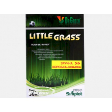 Газонная трава Little Grass Dr. Green Jacklin Seed 1 кг
