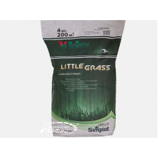 Газонна трава Little Grass Dr. Green Jacklin Seed 4 кг