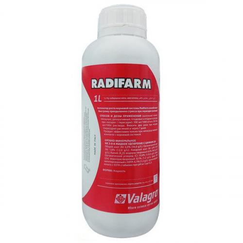 Биостимулятор корневой системы Радифарм (Radifarm) Valagro Италия 1 л