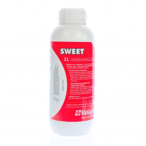 Биостимулятор дозревания плодов Свит (Sweet) Valagro Италия 1 л