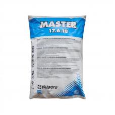 Удобрение Мастер НПК 17+6+18+Micro (Master NPK) Valagro - 25 кг
