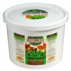 Удобрение Зеленый Гай осенний газон 10 кг
