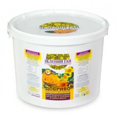 Удобрение Зеленый Гай для цветов 10 кг