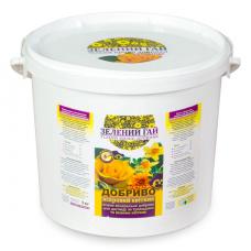 Удобрение Зеленый Гай для цветов 5 кг